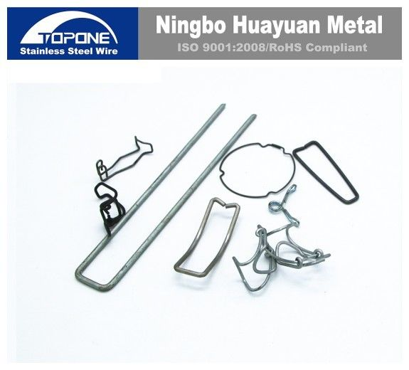 High Precision Stainless Steel Bendable Wire Individual Packaging Coil Style