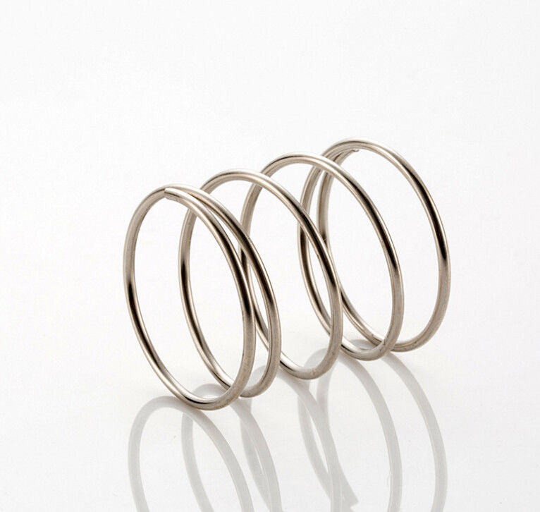 Custom OEM Stainless Steel Wire Forming Circle Rings , Stainless Steel Wire Formed Spring Rings
