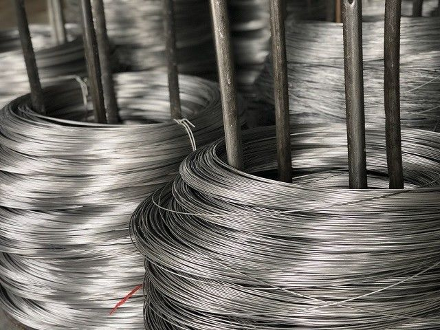 S-Co Soap Coated Stainless Steel Wires For Springs 316 In Bright Surface